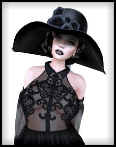 Goth Spring in Second Life