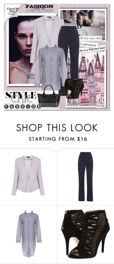 """""""Banggood 30"""" by angel-a-m ❤ liked on Polyvore featuring MaxMara, Nine West, polyvoreeditorial and polyvorefashion"""