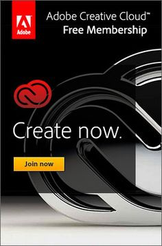 adobe creative cloud free membership