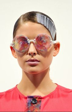 3050c869cd Not by Jenny Lai S S 2013 RTW Stylish Sunglasses