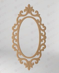 Resultado de imagen para Large frame for a mirror with CNC