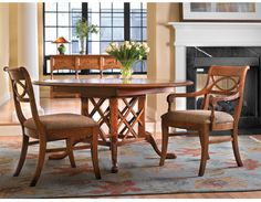 Stickley Finger Lakes Dining