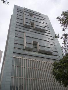 new architecture / Insurgentes / Mexico City.