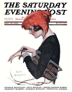 Saturday Evening Post 1920-12-18 Ruth Eastman