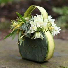 Flora Verde LLC... floral purse for NOW!!