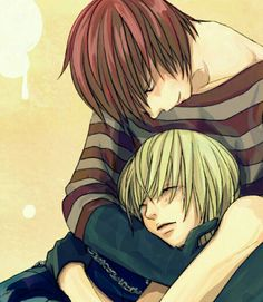 ❤ Mail ❤ Death Note ❤ Mello ❤