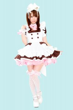 Minami is a great model for our new uniforms : )