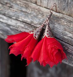 gabi111 / Tanečnice červené - elegant