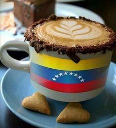 Nunca hay una hora cuando de nuestra bandera se trata más si es acompañada magistralmente... #cafe #venezuela #publicidad #coaching #moda #salud #chocolate #consultoria #empleos #belleza #barismo  #alimentacion #nutricion #gastronomia #turismo #amorporlopropio #maracay  #Fotografia @chefflor31