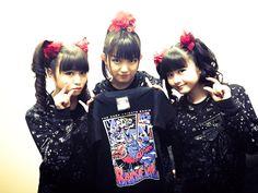 6/21幕張メッセワンマンライブグッズ情報DEATH!!「THE DARK KNIGHTS」T-shirtsにはKIDSサイズも!! For BABY-METAL!!