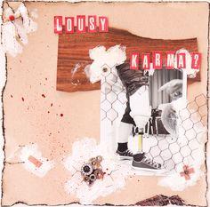 Maria SchmidtScrap-Art-Design Schmidt, Layouts, Mixed Media, Scrap, Studio, Design, Art, Art Background, Kunst