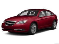 New 2013 Chrysler 200 Limited For Sale | Montague MI | 1C3CCBCG5DN603242.