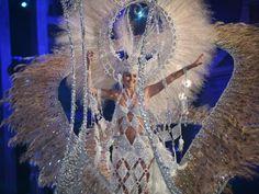 Tercera dama de honor Carnaval 2009 en la isla de Gran  Canaria (Spain)