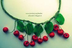 Cherries Cherries, Jewelry, Maraschino Cherries, Jewlery, Cherry Fruit, Jewerly, Schmuck, Jewels, Jewelery