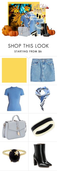 """""""FALL - Transitional Look - 90 Degrees in the South Today !!"""" by fashiongirl-26 ❤ liked on Polyvore featuring Farrow & Ball, Anine Bing, JoosTricot, Emilio Pucci, Foley + Corinna, INC International Concepts, Andrea Fohrman, Vetements and Kendra Scott"""