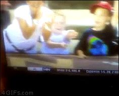 Baseball High Five  #Fun #lol