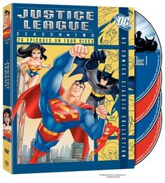 Justice League (TV Series 2001–2006)