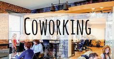 Be Better Together: The Rise of the Coworking Space #coworking