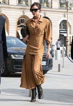 41544b529312 The Victoria Beckham Outfits We Want to Copy Now via  WhoWhatWear Beckham  Signature
