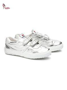 2790 Platform Sneaker In Gray. 2790 Chaussure De Plate-forme En Gris. - Size 10 (also In 6,6.5,7.5,8,8.5,9,9.5) Superga - La Taille 10 (également En 6,6.5,7.5,8,8.5,9,9.5) Superga