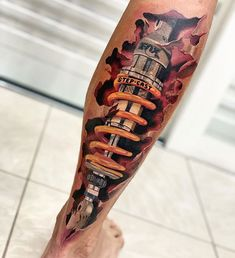 44 Tattoos That You Will Never Find İn Any Tattoo Catalog New 2019 - Page 43 of 44 - eeasyknitting. Amazing 3d Tattoos, Best 3d Tattoos, Tattoos 3d, Temporary Tattoos, Asian Tattoos, Sleeve Tattoos, 3d Tattoo Images, Tattoo Design Drawings, Tattoo Designs