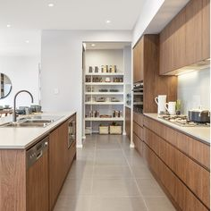 Modern Kitchen Design, Kitchen Designs, Urban Interior Design, Mcdonald Jones Homes, Western Kitchen, Anne Shirley, Green Gables, Wood And Metal, Old And New