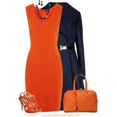 """""""Classy Office Outfit"""" by rleveryday on Polyvore"""