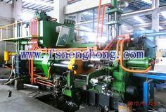 600MT aluminum extrusion press machine