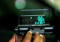 Garmin Head-Up Display (HUD) - CNET Mobile