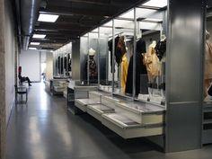 "Comme des Garçons ""White Drama"", Cristóbal Balenciaga ""Fashion Collector"" & PGL by Pigalle // Les Docs, Paris. | yellowtrace blog »"