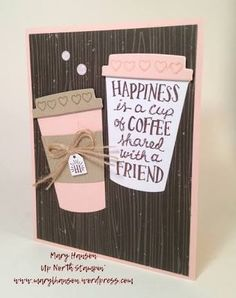 Image result for stampin'up 2017 coffee cafe