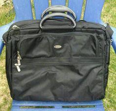 Targus XL Notebook Case Notebook carrying case EUC laptop  #Targus