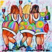 Resultado de imagem para artista plastico SUL AFRICANO QUE PINTA GORDINHOS