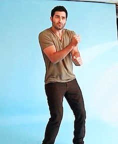 Dancing Hoechlin