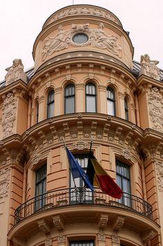 Art Nouveau in Riga,