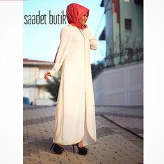#yeni #sezon #saadet_butik #kombin #new #season #moda #tasarım #türkiye #istanbul #hijabfashion #hijabstyle #scarf #diamondsupply #style #nyfw  #romance #elegant #highfashion #black