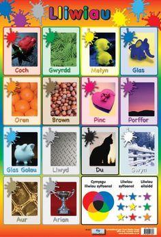 Welsh colors