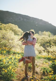 morning engagements on a hill of sunflowers. salt lake city utah. cute quirky madly in love couple.