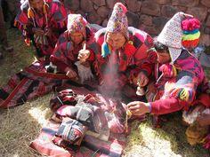 The Healing Mesa A World of Healing: The Mesa in Peruvian Shamanism by Rachel E. Mann, PhD / Shaman Portal