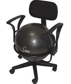 Ergonomic Ball Office Chair Home Furniture Design