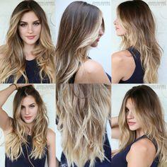 --------------------- Hair Color by Johnny RamirezIG: @JohnnyRamirez1 Ramirez|Tran Salon• 310.724.8167info@ramireztran.com