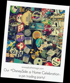 #DisneySide @ Home Celebration!
