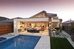 #outdoor #bbq #pool #entertainment #luxury #lifestyle
