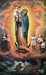 Patroness of the Unborn!
