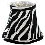Zebra Lamp Shade