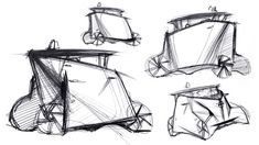 Sketches_5 on Behance