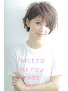☆DISHEL☆CALIFOアチュードアシメショート - 24時間いつでもWEB予約OK!ヘアスタイル10万点以上掲載!お気に入りの髪型、人気のヘアスタイルを探すならKirei Style[キレイスタイル]で。