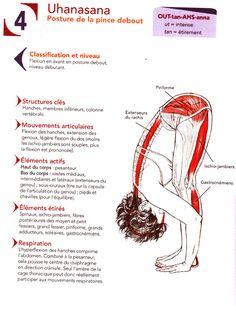 Posture de la pince debout Uhanasana