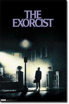Datos Curiosos De El Exorcista Exorcist Movie Iconic Movie Posters Horror Movie Posters