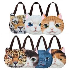 New at Lazaara the Cat Face Shoulder Bag for only  16,56 €  you safe  60%.  Cute Woman Cat Face Handbag - Shopping Bag - Shoulder Bag https://www.lazaara.com/en/women-bag/5290-cat-face-shoulder-bag.html  #Lazaara #Amazing #Shopping #AmazingShopping #LazaaraAmazingShopping